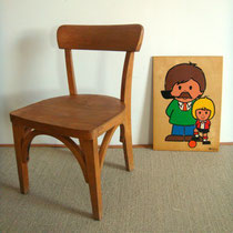 Chaise maternelle vintage Stella