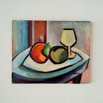 Peinture Charles Rutili