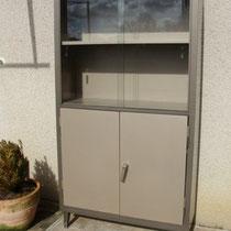 meuble industriel métallique