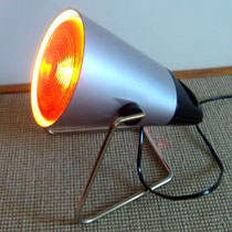 lampe infra-rouge Philips vintage