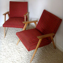 fauteuils style scandinave