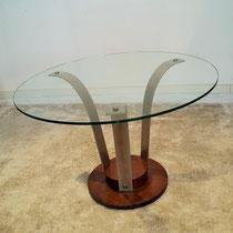 table basse guéridon art déco
