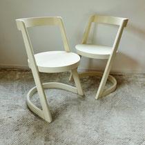 Paire de chaises Baumann Alfa