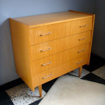 commode années 60