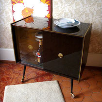 meuble bar vintage
