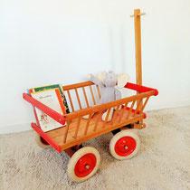 Chariot enfant vintage