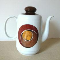 pot à café vintage