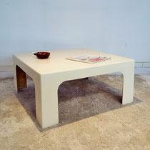 Table résine Marc Berthier vintage