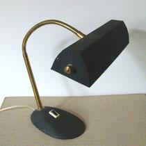 lampe forme banquier années 60
