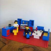 LEGO vintage années 70