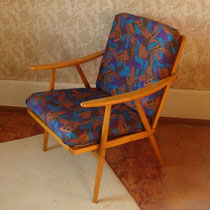 Fauteuil Thonet Boomerang vintage