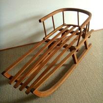 luge fauteuil ancienne