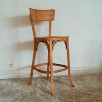 Chaise haute d'atelier Baumann