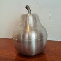 Poire bac glaçon aluminium vintage