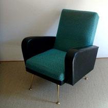 fauteuil rockabilly vintage années 50