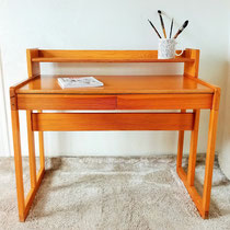 Bureau-minimaliste vintage