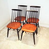 Chaises Tapiovaara Vintage