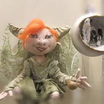 Эльфа сочинила сказку ...но это большая тайна!