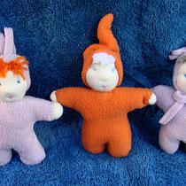 Пупсики игровые куколки.