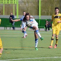 FCZ Frauen U-18, März 2014