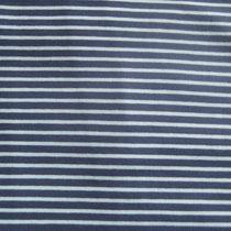 100% Baumwolle, dunkel blau- türkis