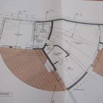 Plan rdc du CAP et future extension