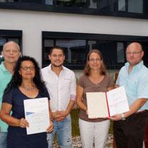 Die ersten Plätze des Regensburger Klimapreises