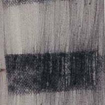 Kreuzungen III,     14x27,     Kohle auf Papier, 1996
