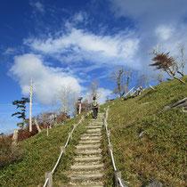 大台ヶ原・奈良と三重の県境
