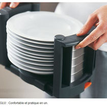 aménagement de tiroirs pratique