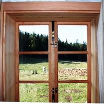 Waldburgangerhütte Ritter Kastenstockfenster