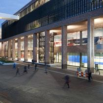 Nieuwbouw van een veelzijdige openbaar vervoerterminal, Breda Centraal. Werkzaamheden: bouwkundig bestek.