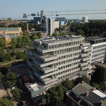 Nieuwbouw van appartementengebouw met 28 appartementen. Werkzaamheden: projectbegeleiding en bouwkostenbewaking.