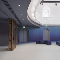 Uitbreiding en verbouwing tot een concertcentrum. Werkzaamheden: kostenbewaking en directievoering.