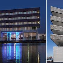 Diverse bedrijfs-, kantoorruimtes en studio's binnen bedrijvengebouw de Blauwe Baronnen. Werkzaamheden: bouwkundig tekenwerk.