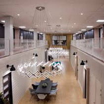 Nieuwbouw van een zorgcentrum in Zoeterwoude. Werkzaamheden: projectmanagement en directievoering.