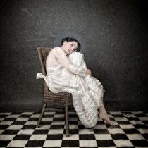 Draumur  - Foto und Kostüm Christine von Diepenbroek - Bearbeitung Susanne Jeroma