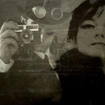 Fräulein Audrey beim Photo-Grafen