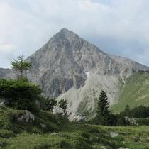 Das Gaishorn im Tannheimer Tal