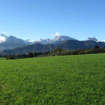 Blick in Richtung Weißensee
