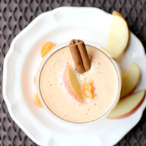"Healthy ""dreamsicle"" smoothie"