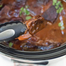 easy crock pot bbq beef ribs recipe