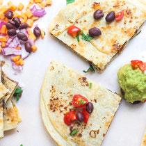 freezer-friendly quesadilla recipe