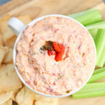 no-mayo lighter pimento cheese recipe