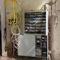 Anpassung der Elektroinstallation an die aktuellen Anforderungen