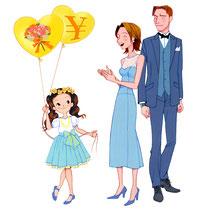 結婚式風船
