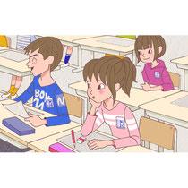 小学5年生 教室
