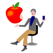 りんごとディレクター