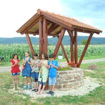 Flötenspiel von fünf Schülern aus der Freien Waldorfschule Rastatt.