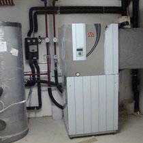 Luft/Wasser/Wärmepumpe Gerzensee